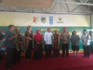 UNDP-Baznas Luncurkan Program Pembangunan Ekonomi Lokal di Desa Tuva