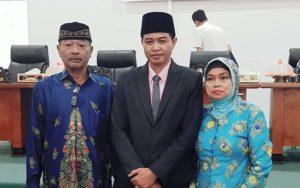 Rahmat Saleh Jabat Wakil Ketua DPRD Sigi