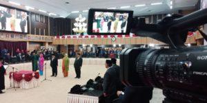 Resmi Dilantik, Nilam Sari Lawira Jadi Wanita Pertama Jabat Ketua DPRD Sulteng
