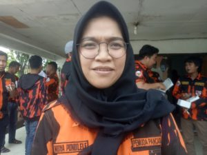 SAPMA PP Sulteng Dukung Widya Ponulele Maju Ketua KNPI