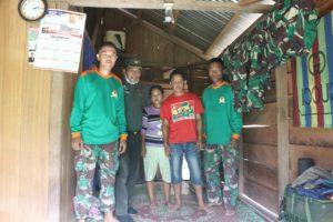 Hari ke-21 TMMD, Keakraban TNI Dengan Masyarakat Semakin Kuat