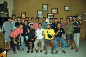 Bidik Tiket PON, Tim Futsal Sulteng Bertolak ke Bandung Ikuti Pra PON