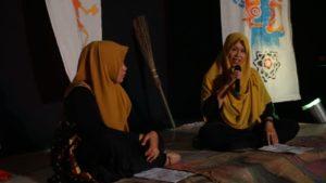 Teatrikal dan Musikalisasi Puisi, Meriahkan Bulan Bahasa 2019  oleh Fakultas Sastra