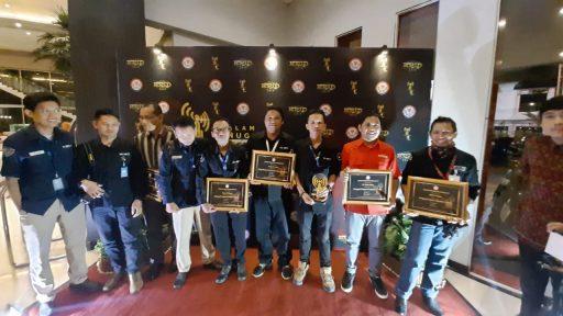 Sejumlah LPS Juarai 6 Kategori Anugerah KPID Sulteng