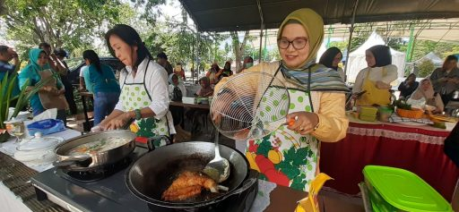Palu Seafood Festival Jadi Agenda Tahunan