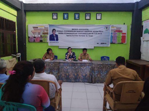 Peningkatan Infrastruktur Mendominasi Aspirasi Warga Kelurahan Birobuli Selatan