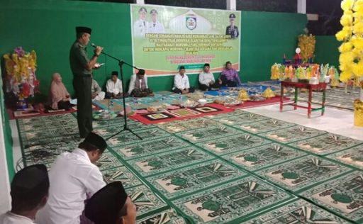 Maulid Nabi Muhammad SAW di Bungku Pesisir, Najamudin: Mencium Anak Waktu Tidur, Itulah Bau Surga