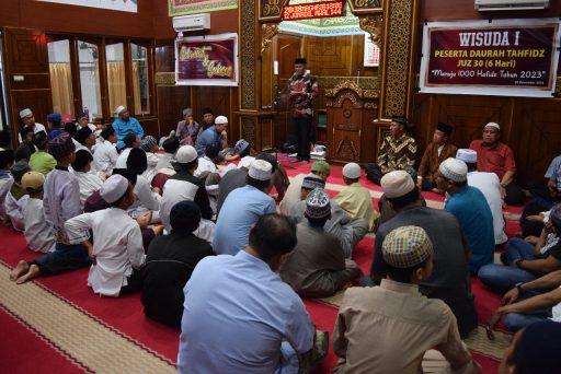 Hidayat Apresiasi Program Hafalan Al-Qur'an Juz 30 Bagi Anak-anak