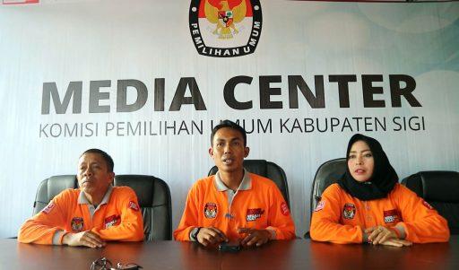 KPU Sigi Buka Posko Pendaftaran dan Rekruitmen Calon Anggota PPK, Ayo Daftar…
