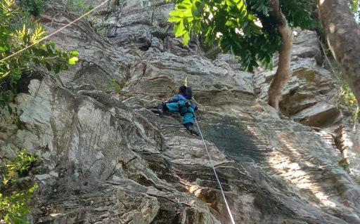 Tebing Likunggavali jadi Lokasi Jamnas Panjat Tebing 2019