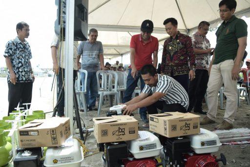 Kementerian ESDM Bantu 202 Mesin Katinting Berbahan Bakar Gas