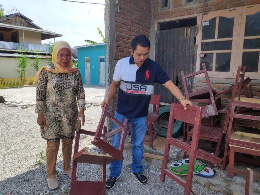 Lagi, Kontraktor Lokal 'Mainkan' Standar Bangunan Untuk SD Inpres Perumnas