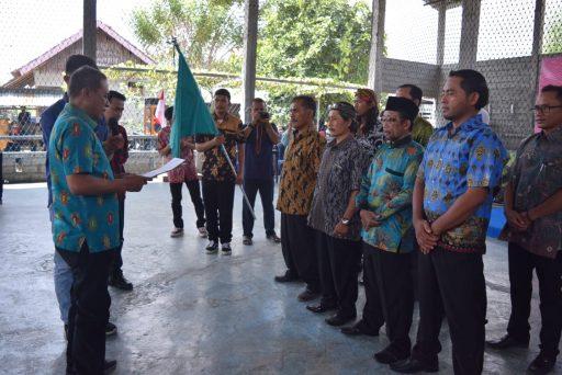 Walikota Palu Kukuhkan Kerukunan Pedagang Somay Palu