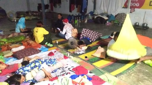 VIDEO: Pengungsi Korban Banjir Bandang Desa Poi Mulai Terserang Penyakit