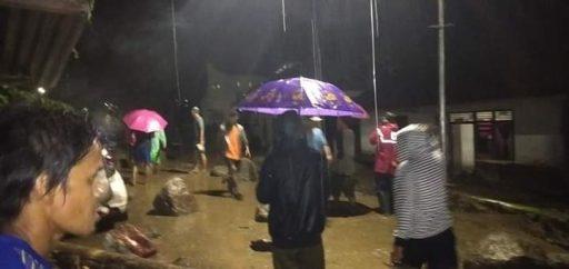 Desa Bolapapu Sigi Dihantam Banjir Bandang, Dua Warga Dilaporkan Meninggal Dunia