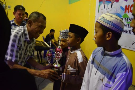 Walikota Palu Minta Generasi Muda Cinta Masjid