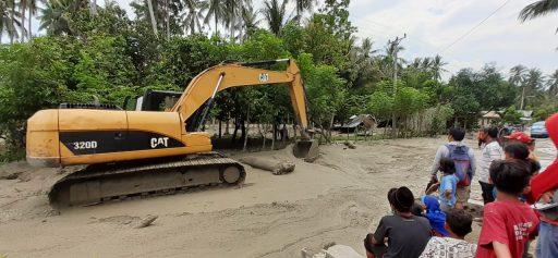Banjir Lumpur, Desa Poi Segera Dikosongkan