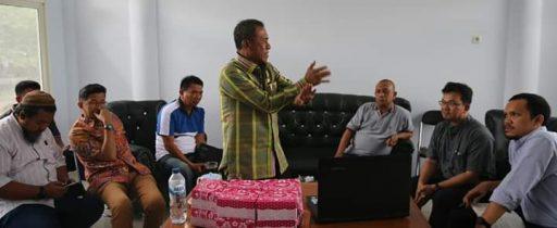 Walikota Palu-Ahli ITB Bahas Ekowisata Salena dan Lekatu