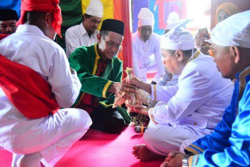 Upacara Malabot Tumbe, Eratkan Tiga Kabupaten Kerajaan Banggai