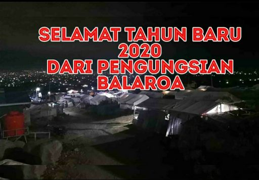 VIDEO: Malam Pergantian Tahun Di Pengungsian Balaroa, Memprihatinkan