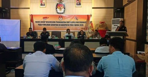 KPU Poso Libatkan Perguruan Tinggi Tingkatkan Partisipasi Pemilih
