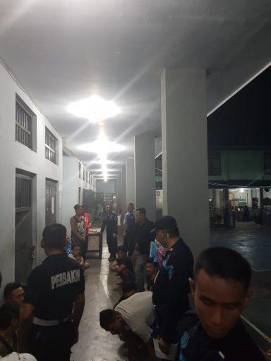 Tindaklanjuti Pesanan 1 Kg Sabu dari Medan, Rutan Palu Digeledah Sipir