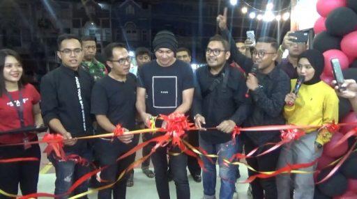 Hadir di Grand Opening 3Second Family Store Palu, Anji Bikin Heboh Pengunjung