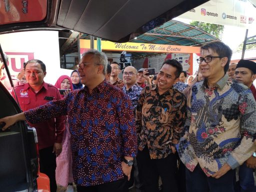 Upaya KPU Palu Tingkatkan Partisipasi Pemilih Melalui Mobil Pintar Pemilu