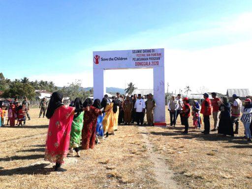 Save the Children Sampaikan Program Lewat Festival dan Pameran