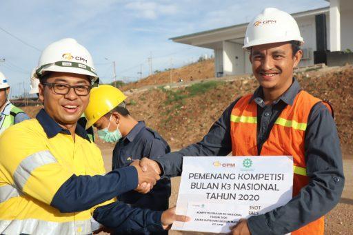 CPM Terus Tingkatkan Keselamatan Pertambangan dan Lingkungan Hidup