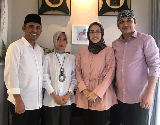 Anwar Hafid Lamar Pasha Jadi Bakal Calon Wagub Sulteng, Pasha: Bismillah, Doakan…