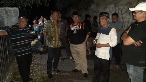 Ketua DPD PDIP Sulteng Sopiri Ambulance Jenazah Sekretaris Demokrat