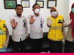 Libatkan Dokter Kesehatan Pelabuhan, Pegawai BNN Poso Laksanakan Pemeriksaan Suhu Tubuh