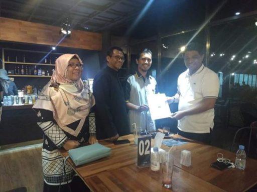 Berharap Diusung Pada Pilgub, Hidayat Lamakarate Serahkan CV ke PKS Sulteng