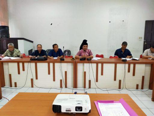 Pimpinan Maupun Anggota DPRD Palu Bisa Diberhentikan BK Jika Absen Rapat 3 Kali