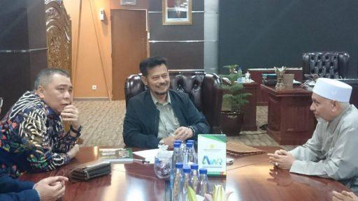 Mentan RI Ajak Alkhairaat Terlibat Aktif dalam Pembangunan Pertanian