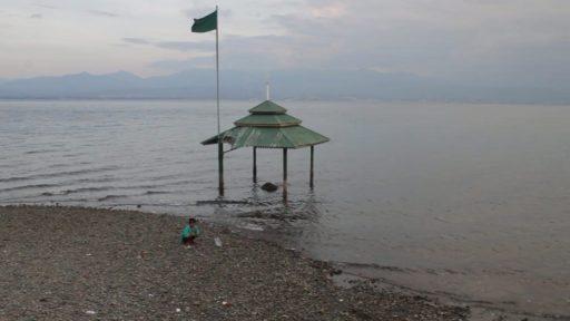 Dayo Pue Pasu, Makam di Laut yang Terlupakan