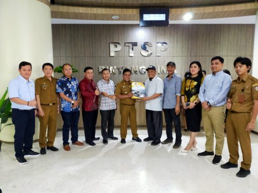 Kungker ke Makassar, Rusman : Pelayanan Perizinan Harus Transparan