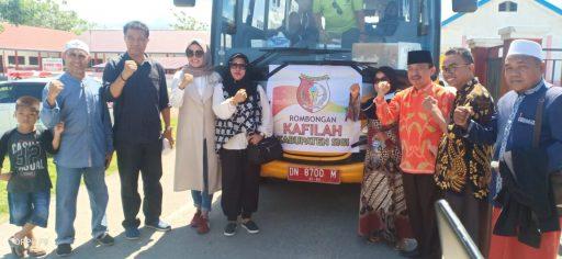 50 Kafilah Sigi Siap Ikut MTQ Tingkat Provinsi di Banggai Kepulauan
