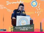 Sambut Imbaun dr. Tirta, Ketum Permuda Minta Kepala Daerah Sulteng Lakukan Karantina Wilayah