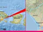 Bali Diguncang Gempa 6,6 SR, Tak Berpotensi Tsunami