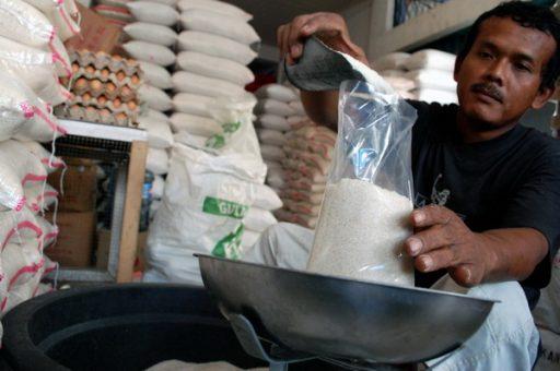 Harga Gula Pasir di Palu Tembus Rp 19.000 Per Kilogram