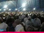 Meski Ijtima Ulama Dibatalkan, 8.000 Jamaah Tabligh dari Penjuru Dunia sudah Datang ke Gowa