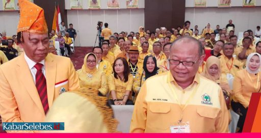 Pilkada Serentak, Baru Tiga Pasang Kandidat Usungan Koalisi Golkar yang Siap