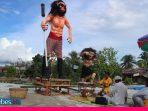 Tak Ada Festival Ogoh-ogoh, Umat Hindu Parigi Moutong Menyepi Sebelum Nyepi