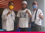 Ahmad Ali Bantu Warga Sulteng yang Terdampak Covid-19 di Jakarta