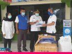Anggota DPR RI Anwar Hafid Bantu Masker dan APD di Morowali