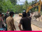 Tanggap Darurat, Pemda Sigi Siapkan Alat Berat di Sejumlah Titik Rawan Banjir