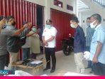 Pencegahan Covid-19, Bendahara Partai NasDem Bantu APD Pemda Morowali