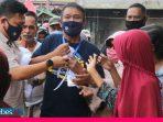 Hari Ini, NasDem Sulteng Bagi Masker dan APD serta Pasang Tandon Cuci Tangan